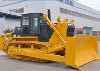 320HP SD32 SHANTUI Crawler Bulldozer With 335.5L / Min Displacement
