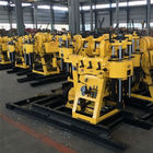 380V Pile Drilling Machine With Diesel Engine Water Well Drilling Rig Depth 230m